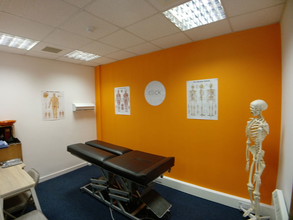 click chiropractic clinic